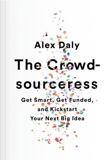 Cover of the book The Crowdsourceress by Alex Daly